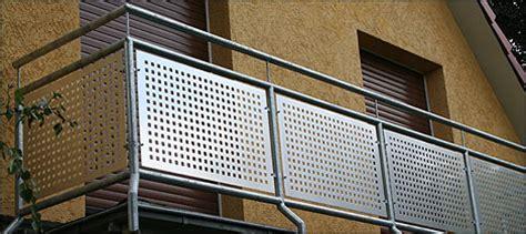 geländer aussen verzinkt metallbau kleefisch layout