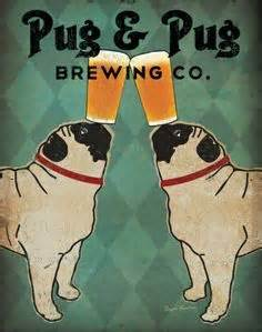 pug and pug brewing co cool animals on pugs animal tracks and asian elephant