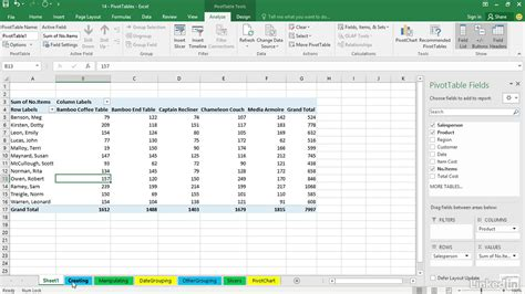 What Is Excel Pivot Table by Microsoft Excel 2017 For Mac Trial Nalpadywa S