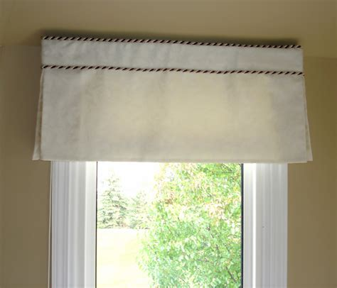 Pleated Valance What Do You Do When There Is No Room Above The Window To