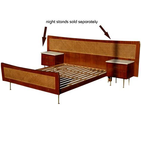 Retro Bed Frames Retro Bed Frame Midcentury Retro Style Modern Architectural Vintage Furniture From Metroretro