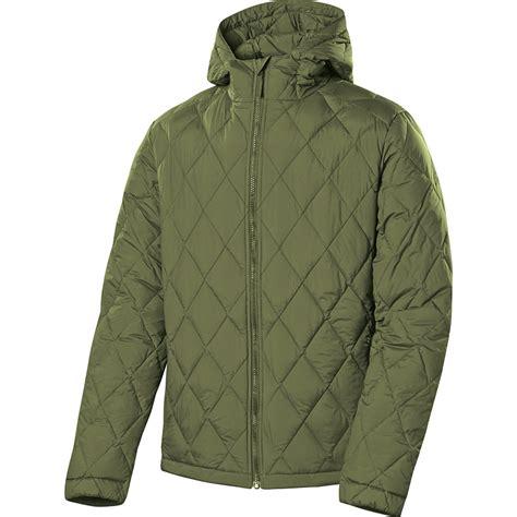 jacket design with hood sierra designs stretch dridown hooded jacket men s ebay