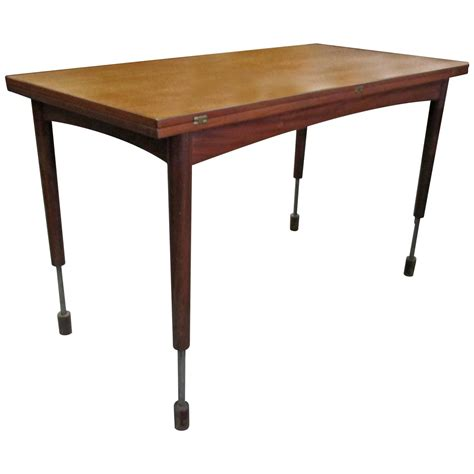 Coffee Table And Dining Table Hans Coffee Table Converts To Dining Table For Sale At 1stdibs