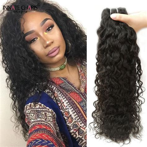 Wave Sew In Hairstyles by 8a Water Wave Hair 4pcs Lot Curly