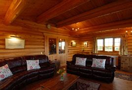 Cabin Breaks In by Log Cabin Holidays In Autumn Windmill Lodges