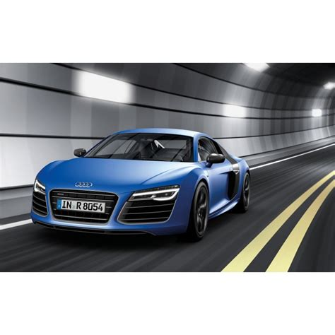 Audi R8 Poster by Stickers Ou Affiche Poster Voiture Audi R8 Stickers