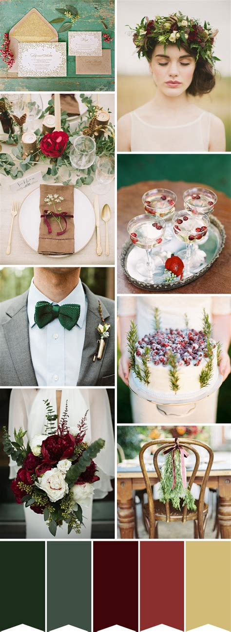 rustic winter wedding new a rustic winter wedding colour palette onefabday