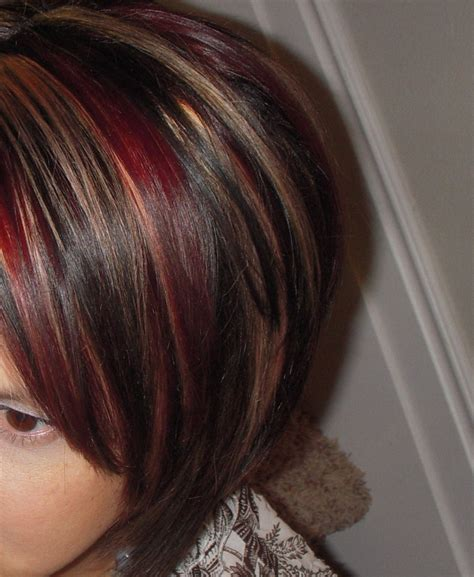 chocolate red hair on pinterest red blonde highlights red blonde brown hair hair amp make upp pinterest of hair