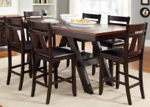 Counter Height Dining Table And Chairs Dining Tables Counter Height Kitchen Tables Pub Tables And Chair Sets Clearance Bar Tables And