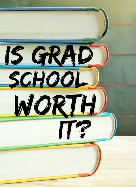 Is Getting An Mba Worth It 2015 by Is Grad School Worth It