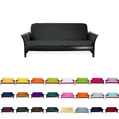 Colorful Futon by Colorful Futon Home Decor