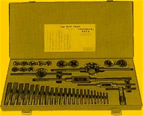 Tap Tap Yamawa M5x0 8 skc thread tool mfg co ltd excellent 59 pc tap and