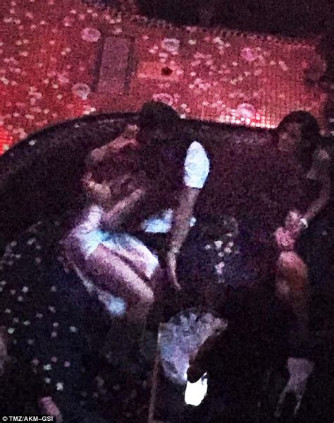 the arms room orlando selena gomez and orlando bloom pictured looking cosy at a las vegas nightclub daily mail