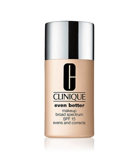 clinique even better even better makeup broad spectrum spf 15 clinique