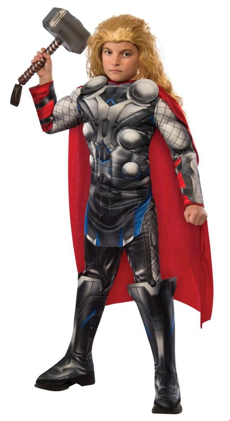 toddler boys thor costume thor costume costume ayden costume 2 age of ultron deluxe thor costume buycostumes