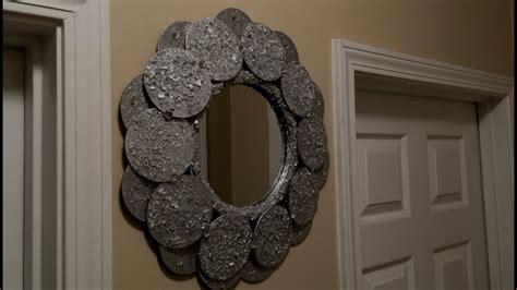 decorative paper dollar tree dollar tree diy decorative wall mirror video