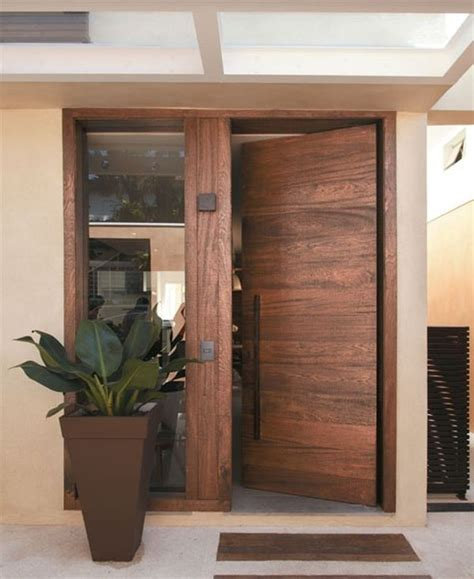wooden front door metallic or wooden front door which one do you prefer