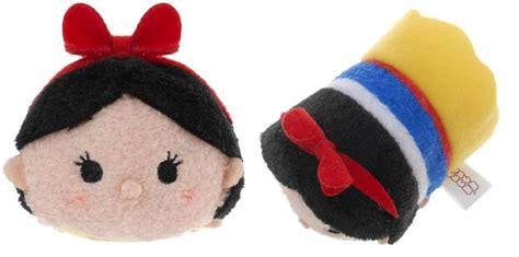 Snow White And The Dwarfs Tsum Tsum Vinyl Figure Original bonequinhos de pel 250 cia disney tsum tsum branca de neve e
