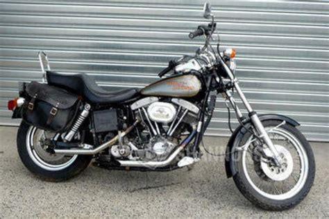 Sprei Single Harley Davidson 1993 harley davidson 1340 glide moto zombdrive