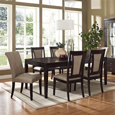 steve silver wilson  piece  dining room set