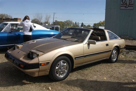 Nissan 80s Sports Cars | image gallery old nissan sport cars
