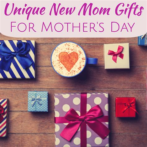 unique gifts for mom mother s day gifts for a first time mom the greatest