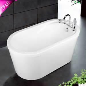 portable freestanding small bathtub bathtub