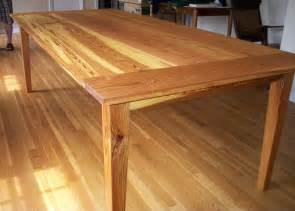 Pine Dining Room Table Pine Dining Room Sets Custom Heart Pine Dining Room Table