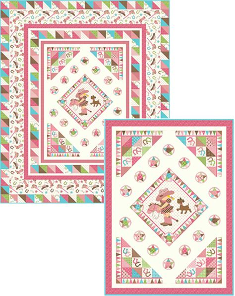 pattern for up pcs saddle up quilt pattern pc 149 intermediate twin