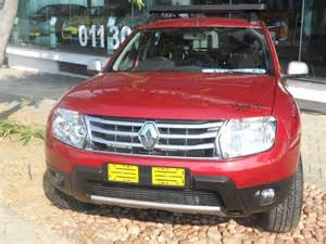 Renault 4x4 Used Renault Duster 1 5 Dci Dynamique 4x4 For Sale In