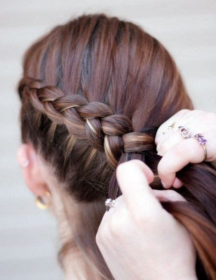 step by step haircut instructions step by step instructions on how to fishtail braid