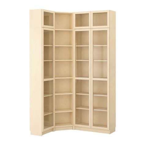 Corner Billy Bookcase Ikea Affordable Swedish Home Furniture Ikea