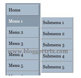 css vertical menu templates free css vertical menu templates