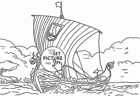 viking free coloring pages az coloring pages