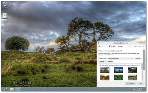 windows themes new zealand new zealand landscapes one tree hill theme download