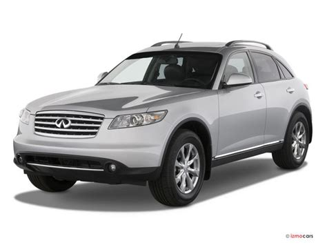 2008 infiniti fx prices reviews and pictures u s news world report