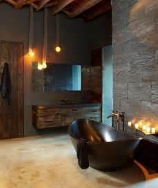 Modern Rustic Bathroom Design Modern Rustic Bathroom Bathrooms