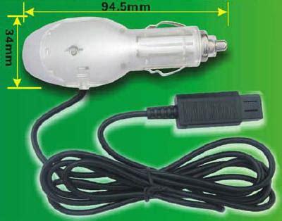 Charge Mobil Nds Lite Car Lighter Mobil Nintendo Nds Lite nintendo wii car adapter