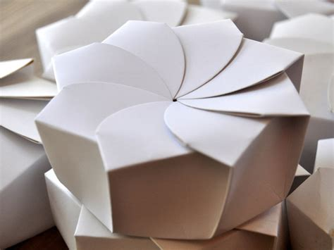 How To Make Food Out Of Paper - les boites 224 repas origami le des tendances