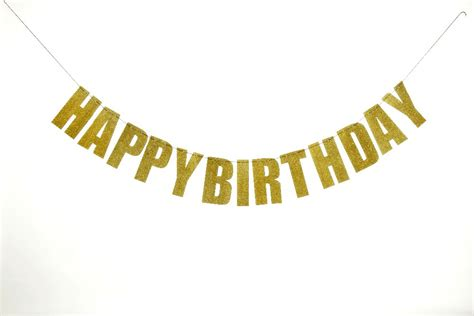 aliexpress com buy 5 inch tall happy birthday banner