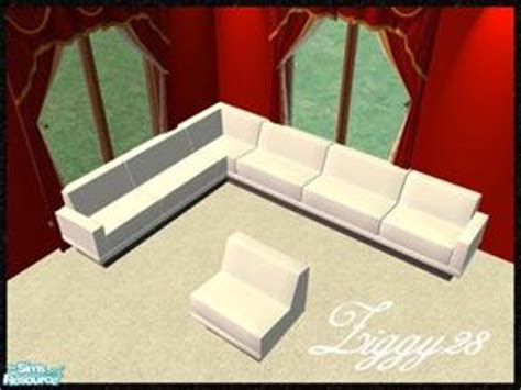 sims 3 sectional sofa downloads sims 2 objects furnishing seating