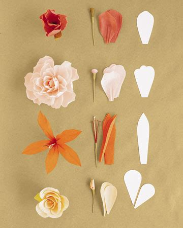 How To Make Flowers With Crepe Paper - lds crepe paper flowers