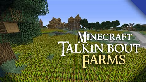 How To Find Blueprints Of Your House Talkin Bout Medieval Farms In Minecraft Youtube