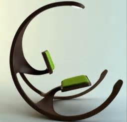 Electric Wheel Chair 15 Cool And Modern Rocking Chairs
