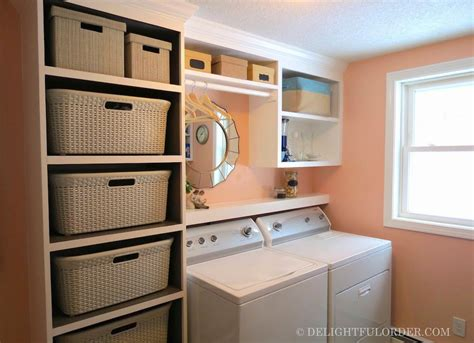 Storage Laundry Room Organization Laundry Room Storage Ideas 18 Photos That Prove Home Organization Is An Form Bob Vila