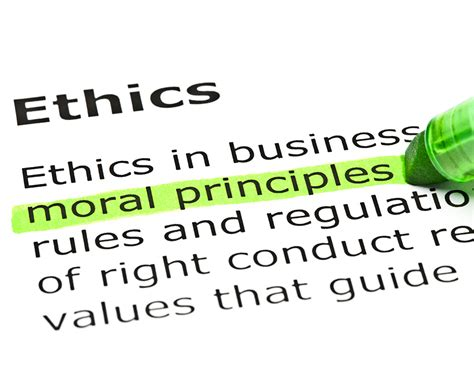 ethics in the workplace workshop