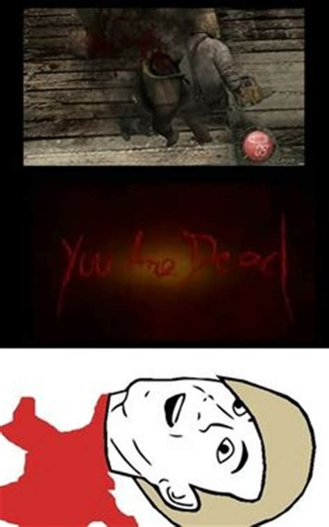 Resident Evil 4 Memes - resident evil 4 on pinterest resident evil leon and