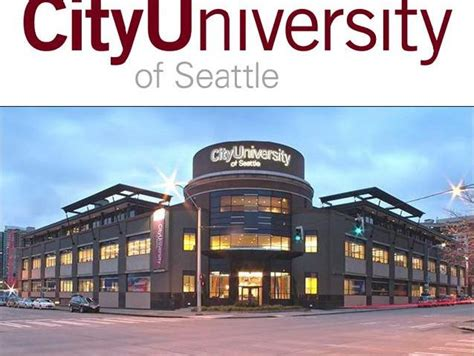 City Of Seattle Mba Curriculum by City Of Seattle International Education