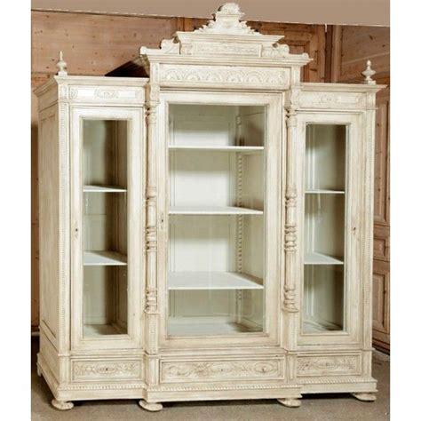 Display Armoire by Antique Armoires Antique Louis Xvi Display Armoire Www