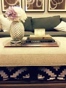 Ottoman Tray Decoration Ideas 17 Best Ideas About Ottoman Tray On Tray For Ottoman Coffee Table Tray And Coffee